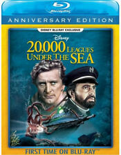 20,000 Leagues Under the Sea - Anniversary Edition Blu-Ray