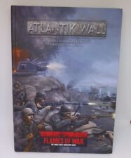 Atlantik Wall flames of war Hardback BattlefrontI In Spanish