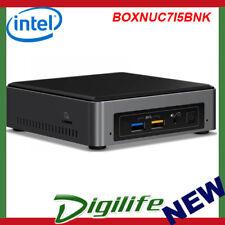 Intel NUC7I5BNK Baby Canyon i5-7260U Ultra Mini NUC BOXNUC7I5BNK