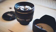Sigma 50 mm f1.4 EX HSM Nikon DG