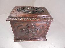 Black Forest 1850-1899 Antique Wooden Boxes