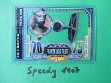 Topps Rebel Attax Star Wars Cap Karte Tie Fighter  Boost Zeb Card