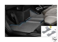Neu Original BMW i3 All-Wetter Fußmatten Vordersitz 2 Stück Grau 2348072