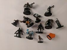 Lot of 12 Dungeons and Dragons Miniature Game Pieces D&D