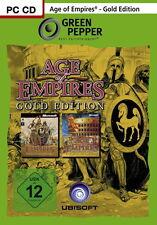 Age of Empires - Gold Edition - PC - deutsch - Neu / OVP