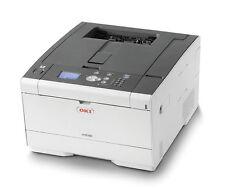 OKI C532dn A4 impresoras de color láser RED DUPLEX 46356102