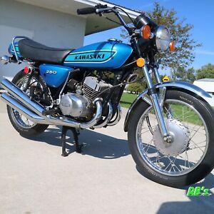 Kawasaki  S1c 1975 250 Triple Headstock Decal / VIN tag
