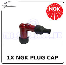 1x NGK RED Spark Plug Cap to fit Suzuki AH50 Adress 1992 SPC11NA24