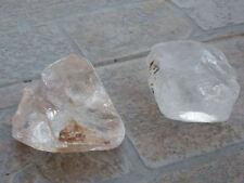 cristalloterapia QUARZO IALINO GREZZO A++ GRANDE mineralogia naturale minerale