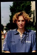 Julia grandyn foto original firmado atletismo + a 98900