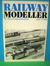 RAILWAY MODELLER JULY 1977 # BR in the USA ~ MODELLING IN N GAUGE > SEE PICS