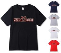 NEW Mens T-shirt Michael Air Legend 23 Jordan Men shirt Tops Fashion Tumblr