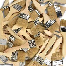 HMH Pinselset 10-tlg. Malerpinsel Flachpinsel Pinsel Farbpinsel Reinigungspinsel