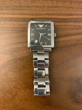 EMPORIO ARMANI watch  stainless steel.