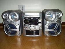 PANASONIC SA-AK320 NITRIX HIFI 5 CD CHANGER STEREO SYSTEM MP3