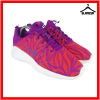 Nike Kaishi Print KJCR Womens Pink Purple UK 5 / 38.5 Running Trainers