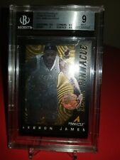 2013-14 Team Pinnacle LeBron James Kevin Durant BGS 9 w/ (2) 9.5's