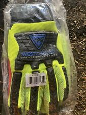 WestChester Protective Gear Insulated Impact Work Glove L New