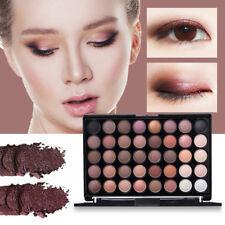 40Colors Matte Eyeshadow Cream Eye Shadow Makeup Palette Shimmer Set Kit