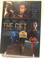 The Gift (2015) Dvd Movie Brand New Jason Bateman. Rebecca Hall. D-04