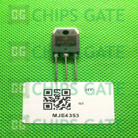 1PCS ON MJE4353 TO-3P High-Voltage High Power Chip