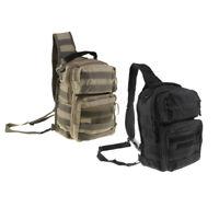 Waterproof 600D Oxford Chest Bag Tactical Military Sling Shoulder Backpack