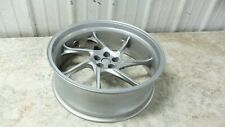 10 Honda VFR 1200 F VFR1200 rear back wheel rim straight