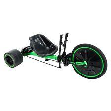 "NEW Huffy 20"" Inch Green Machine Thrill Ride On Tricycle Trike Go Kart Bike Cart"