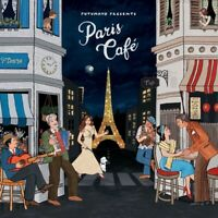 PUTUMAYO PRESENTS/PARIS CAFÉ   CD NEU