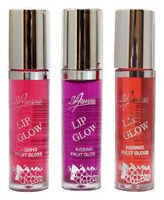 Lot de 3 Gloss brillant à lèvres rollerball pêche fraise et raisin - 3 lipgloss