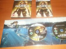 TOMB RAIDER UNDERWORLD LIMITED EDITION  PC-DVD   V.G.C.  FAST POST