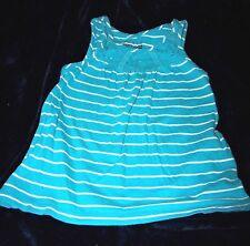 Girls Size M (7-8) Striped TankTop