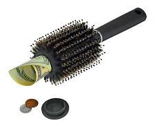 Hair Brush Secret Hidden Diversion Safe Money Jewelry Storage Home Security NEW