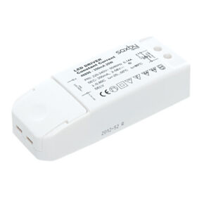 Constant Current LED Driver Non-Dimmable 20W 350mA for Indoor LED Bulbs Lamps
