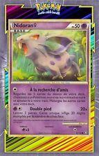 🌈Nidoran ♀ - HS03:Triomphe - 69/102 - Carte Pokemon Neuve Française