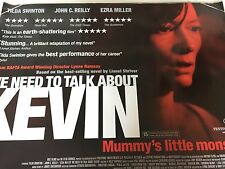 We Need To Talk About Kevin Original Uk Quad Poster