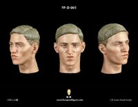1/6 FacepoolFigure FP-D-001 Young Male Head Sculpt W/Expression Fit 12'' Figure