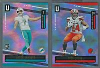 2019 Panini Unparalleled Base & Rookies INFINITE /150 Complete Your Set Pick