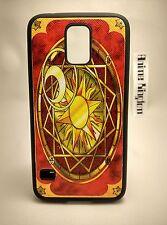 USA Seller Samsung Galaxy S5 SV Anime Phone case cardcaptor sakura Clow Card