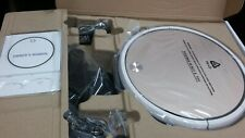 New! bObsweep Pro Robotic Vacuum Cleaner GOLD w/Remote Control