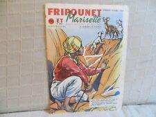 Fripounet et Marisette  19 avril 1959 n° 16