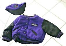 American Girl Purple Varsity Jacket and Cap (1995) w/o Box RETIRED!!