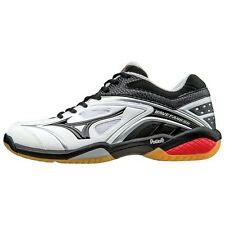 MIZUNO Badminton shoes WAVE FANG SS MD 71GA1511 White X black X red