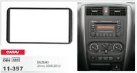 CARAV 11-357 2Din Marco Adaptador Kit de Radio para SUZUKI Jimny 2006-2012