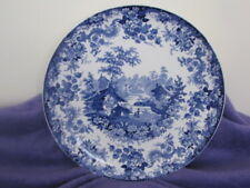 Antique Mintons England c 1873-1901 Scenery Charger Platter 15''