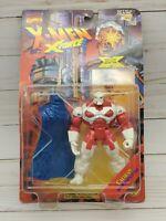 Toy Biz 1995 Marvel Comics X-Men X-force Caliban Mutant Roaring Attack Figure