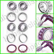 1991-2002 CHEVROLET ASTRO VAN 2WD FRONT WHEEL BEARING,RACE ,SEAL SET OUTER,INNER