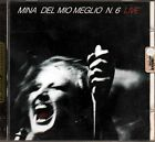 MINA DEL MIO MEGLIO N. 6 LIVE CD REMASTERED SEALED