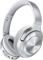 Active Noise Cancelling Headphones VANKYO C750 Wireless Bluetooth Headphones Ove