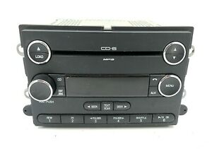 2008 2010 FORD Edge LINCOLN MKX Radio 6 Disc Changer MP3 CD Player Factory OEM